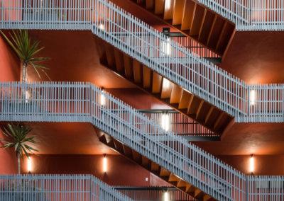 Escaleras 3 © Onnis Luque