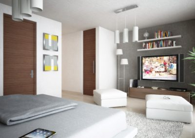 Sala de tele